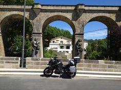 #EuropeMotorbikeTour  Da Saint Gilles a Saint Jean de Pied de Port. Ecco i primi quattro giorni del viaggio di Adnan sulla sua Triumph Tiger Explorer XC.
