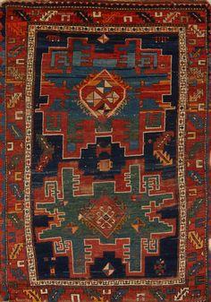 Matt Camron Rugs & Tapestries Antique  Caucasion Rug