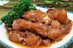 braised pork cartilage | Taiwanese cuisine