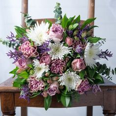 memory lane bouquet by Appleyard London