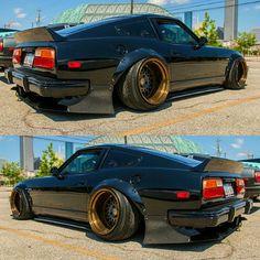 "radracerblog: ""79′ Datsun 280zx """