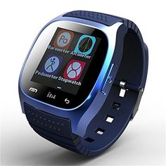 DMYY Smartwatch Bluetooth Smart Watch M26 with LED Display / Dial / Alarm / Music Player / Pedometer for Smart Phone Android IOS DMYY, http://www.amazon.co.uk/dp/B017SLN3PC/ref=cm_sw_r_pi_dp_r067wb1QTE5C0