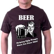 BEER: Helping Ugly People Have Sex Since 1862!