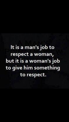 Be classy...