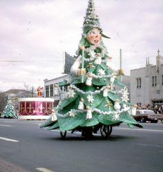 Detroit Thanksgiving Day Parade, 1962
