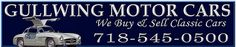 We Buy & Sell Antique & Classic cars  in any Condition, from any location in the US. We pay top dollar fast payment and pickup. We one car or complete collections. Please call Peter Kumar 1-800-452-9910 or email GullwingNY@aol.com