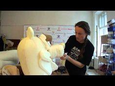 Как сделать Медведя ростовую куклу видео № 1 - YouTube