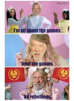 The Hunger Games Igrzyska Śmierci Snow