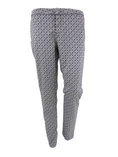 Pantalone Jacquard Rombo MANILA GRACE tg 42 (S) (cod. O1/2)