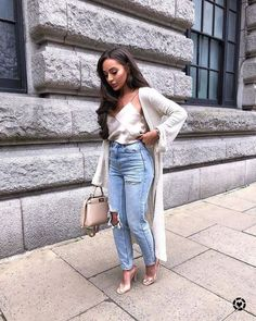Cute Fall Outfits, Cute Casual Outfits, Casual Chic, Stylish Outfits, Spring Outfits, Date Outfits, Fashion Mode, Love Fashion, Autumn Fashion