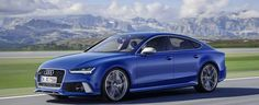 The #Audi RS7 is All #Luxury with a Secret Under the #Hood