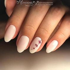 A manicure is a cosmetic elegance therapy for the finger nails and hands. A manicure could deal with just the hands, just the nails, or Gorgeous Nails, Pretty Nails, Light Nails, Manicure E Pedicure, Manicure Ideas, White Manicure, Minimalist Nails, Nail Swag, Super Nails
