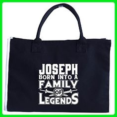 Joseph Born Into A Family Of Legends - Tote Bag - Top handle bags (*Amazon Partner-Link)