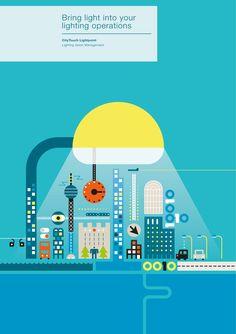 Grundini :CityTouch Lightpoint cover