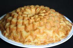 Coconut Mochi cake