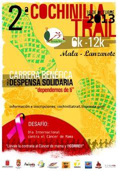 2ª Cochinilla Trail 2013