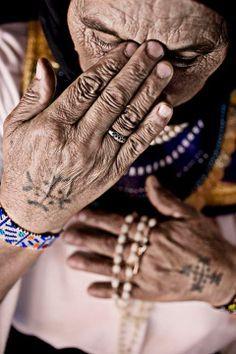 Croatian Grandmothers Tattoos                                                                                                                                                     More