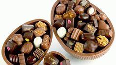 Recetas Faciles Huevos de Pascua - Blog de 15 Gourmet - Recetas | Inolvidables 15 Chocolates, Chocolate Sweets, Best Food Ever, Macarons, Easter Eggs, Cupcake Cakes, Cake Recipes, Sweet Treats, Food Porn
