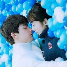 In the ball house Miss In Kiss, Love 020, Good Morning Call, Chines Drama, A Love So Beautiful, Chinese Movies, Korean People, Japanese Drama, Ulzzang Couple