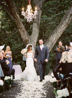 Perfect Aisles | Michelle Warren Photography | #Aisles #Weddings