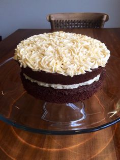 AmaChocolate Amarula cake Party Cakes, Birthday Cakes, Chocolate Cake, Party Themes, Cake Recipes, Yummy Food, Leather Jacket, Sweets, Baking
