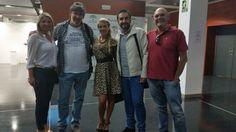 Los 3 Fantásticos de Cadena Ser Andalucia... networking