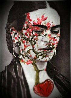 No dejes que le dé sed al árbol que atesoró tu semilla, que cristalizó tu vida, del que eres sol. Frida Kahlo