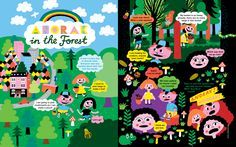 Anorak in the forest, by Jurg Lindenberger. Woodlands edition on sale now http://shop.anorakmagazine.com/product/anorak-issue-37-woodlands