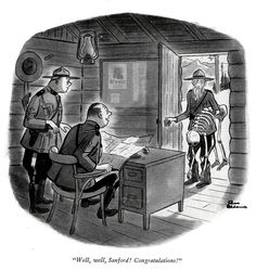 """Charles Addams is best known for creating """"The Addams Family,"""" and is often referred to as to as the 'Master of Macabre.' Born on January 1912 in Westfield New Jersey; Addams Family Cartoon, Addams Family Tv Show, Charles Addams, New Yorker Cartoons, Creature Comforts, Kids Shows, Geek Girls, Vintage Halloween, Happy Halloween"""