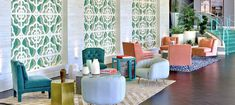 The iconic Hotel in Palm Springs that was once the getaway of Hollywood stars such as Elizabeth Taylor and the Rat Pack, was now completely updated...