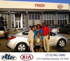 https://flic.kr/p/CBMfMt | #HappyBirthday to Deann from Cedric Miller at Fredy Kia! | deliverymaxx.com/DealerReviews.aspx?DealerCode=OLRT