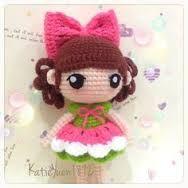 Resultado de imagen para ropa de barbie a crochet
