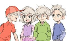 Anonymous said: Human version of the 2017 ducktales characters. ((Specifically webby who IS family and deserves the world)) Answer: Humor Disney, Disney Cartoons, Disney Characters As Humans, Fictional Characters, Humanized Disney, Disney And Dreamworks, Disney Pixar, Anime Vs Cartoon, Phineas Y Ferb