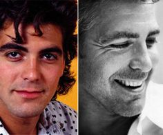 George Clooney looking BETTER with age, sigh...
