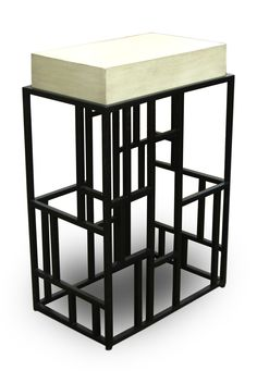 Check out the Nigel End Table on Elte.com