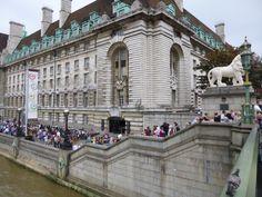 London along The Thames