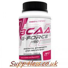 Trec BCAA G-force 1300mg 90 capsules