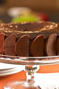 Chocolate Orange Cake Recipe - #glutenfree | Get the recipe at deliciouseveryday.com