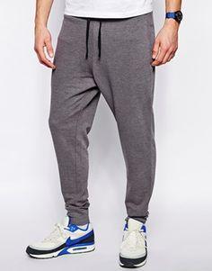 Ingrandisci ASOS - Pantaloni della tuta slim