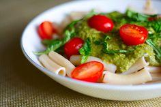 Vegan Creamy Hemp Pesto