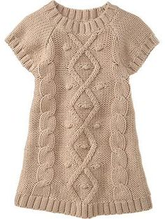 Cable-Knit Sweater Dresses for Baby | Old Navy | Brooklyn ...