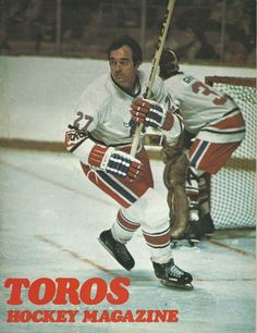 Gilles Gratton and Big M with Toros.