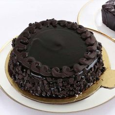 Online Cake Delivery In Gurgaon: Onlinecake.in provide midnight Cake delivery in Gurgaon ,buy cake delivery in gurgaon Order New Year Cake Online @ your door step in shona road,dlf and old gurgaon with free midnight delivery call Chocolate Truffle Cake, Tasty Chocolate Cake, Dark Chocolate Cakes, Chocolate Desserts, Chocolate Icing, Choco Chips Cake, Chocolate Chips, Birthday Cake Delivery, Buy Cake