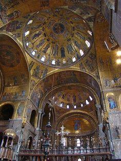 Basilica Cattedrale Patriarcale di San Marco, Venice