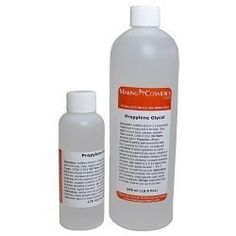 Propylene Glycol - 16.8floz / 500ml by MakingCosmetics Inc.. $10.50. Note: Item is Non-Returnable, Consists of Raw Materials. Humectant, Carrier and Solvent. Description: Modified alcohol (1,2-propanediol), metabolized to lactic acid in the body. Clear, slightly viscous liquid, odorless, tasteless. Soluble in water. CAS# 57-55-6. INCI Name: Propylene glycol. Properties: Effective humectant and wetting agent preventing water loss in products and in the skin, increases skin permeab...