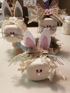 Bunny Crafts, Easter Crafts, Diy Crafts, Easter Dyi, Easter Ideas, Easter Stuff, Wood Crafts, Spring Crafts, Holiday Crafts