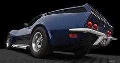 Eckler Corvette C3 technische Daten