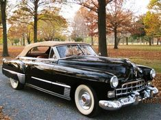 Motor'n | 1948 Cadillac Series 62 Convertible Coupe for sale at www.motorn.com #1949cadillacconvertibleclassiccars