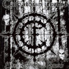 Carpathian Forest – Strange Old Brew New CD Digipak Black Metal Black Metal, Carpathian Forest, Punk Genres, Green Carnation, Top Albums, Metal Albums, Thrash Metal, Death Metal, Lp Vinyl