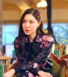 Crash Landing on You Seo Ji-hye Inspired Hair Clip 008 Korean Actresses, Korean Actors, Actors & Actresses, Korean Beauty Routine, Beauty Routines, Korean Celebrities, Celebs, Seo Ji Hye, Sung Joon
